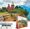 Eurographics - Big Bay Lighthouse, MI Puzzle (1000 Pieces) Cover
