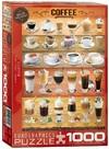 Eurographics - Coffee Puzzle (1000 Pieces)