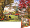 Eurographics - Davidson - Pumpkin Farm Puzzle (1000 Pieces)
