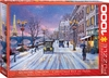 Eurographics - Christmas Eve in Paris Puzzle (1000 Pieces)