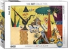 Eurographics - Joan Miro - The Tilled Field Puzzle (1000 Pieces)