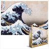 Eurographics Puzzle 1000 Pieces - Great Wave of Kanagawa