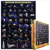 Eurographics Puzzle 1000 Pieces - Space Explorers Cover