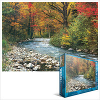 Eurographics - Forest Stream Puzzle (1000 Pieces) - Cover
