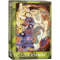 Eurographics Puzzle 1000 Pieces - The Virgin / Gustav Klimt - Cover