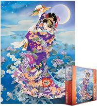 Eurographics - Tsuki Hoshi (8x8 box) Puzzle (1000 Pieces) - Cover