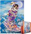 Eurographics - Tsuki Hoshi (8x8 box) Puzzle (1000 Pieces)