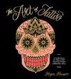 The Art of Tattoo - Megan Massacre (Hardcover)