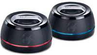 Genius SP-i250G 6w Portable Speaker - Black - Cover