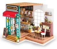 Robotime - DIY House: Simon's Coffee - Cover