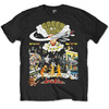 Green Day 1994 Tour Mens Black T-Shirt (X-Large)