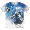 Star Wars Rogue One X-Wing Sublimation Mens T-Shirt (Small)