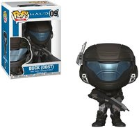 Funko Pop! Games - Halo - Odst Buck (Helmeted) - Cover