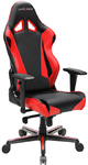 DXRacer -  Gaming Chair - Racing - OH/RZ0/NR - Red/Black (PC/Gaming)