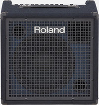 Roland KC-400 KC Series 150 watt 12 Inch 4-Channel Stereo Keyboard Amplifier Combo (Black)