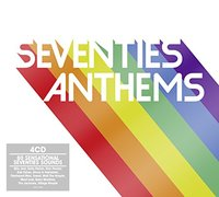 Seventies Anthems / Various (CD) - Cover