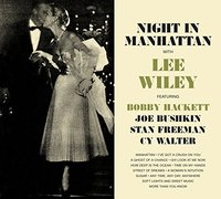Lee Wiley - Night In Manhattan / Sings Vincent Youman's & (CD) - Cover