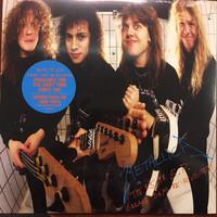 Metallica - 5.98 Ep - Garage - Garage Days Re-Revisited (Vinyl) - Cover