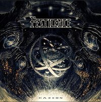 Pestilence - Hadeon (Vinyl) - Cover