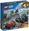 LEGO® City - Police Dirt Road Pursuit (297 Pieces)
