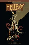 Hellboy Omnibus 4 - Hellboy in Hell - Mike Mignola (Paperback)