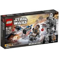 LEGO® Star Wars - Ski Speeder vs. First Order Walker Microfighters