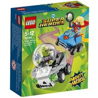 LEGO® Super Heroes - Mighty Micros: Supergirl™ Vs. Brainiac™