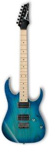 Ibanez RG421AHM-BMT RG Series RG421 Electric Guitar (Blue Moon Burst) - Cover