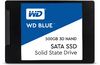 WD Blue 3D NAND SATA Solid State Drive 500GB 2.5 inch Serial ATA III