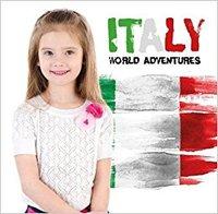 Italy - Steffi Cavell-Clarke (Hardcover) - Cover