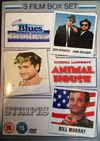 Blue's Brothers/National Lampoons Animal House/Stripes (DVD)