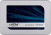 Crucial - MX500 250GB Serial ATA III 2.5 inch Internal Solid State Drive