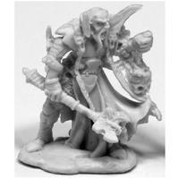 Bones - Balthon, Evil Cleric (Miniatures)