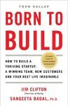 Born to Build - Jim Clifton (Hardcover)