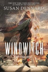 Windwitch - Susan Dennard (Paperback) - Cover