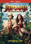 Jumanji:Welcome to the Jungle (Region 1 DVD)
