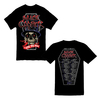 Alice Cooper Love The Dead (Dec) Mens Black T-Shirt (Small)