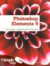 Photoshop Elements 9 in Simple Steps - Ken Bluttman (Paperback)