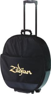 Zildjia P0650 22 Inch Deluxe Cymbal Roller Bag (Black) - Cover