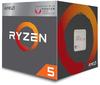 AMD Ryzen 5 - 2400G 3.6GHz 2MB L2 Box Desktop Processor