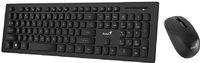 Genius Slim Star 8008 Keyboard and Mouse Desktop Combo - Cover