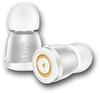 Erato - Wireless Apollo 7S in-ear earphone+mic Mobile Headset - White/Silver