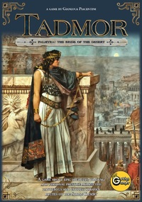 Tadmor (Board Game) - Cover