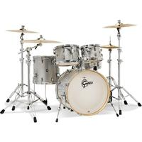 Gretsch CM1-E825-SS Catalina Maple Series 5pc Acoustic Drum Kit (22 10 12 16 14 Inch)