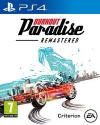 Burnout Paradise: Remastered (PS4)