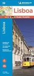 Michelin Lisbon Map 39 - Michelin (Paperback)