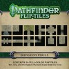 Pathfinder Flip-tiles - Dungeon Perils Expansion (Role Playing Game)