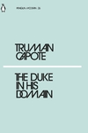 Duke In His Domain - Truman Capote (Paperback)