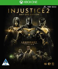 Injustice 2 - Legendary Edition (Xbox One) - Cover