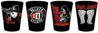The Walking Dead - Daryl Dixon Premium Shot Glasses - Cover